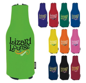 custom koozies printed with your logo