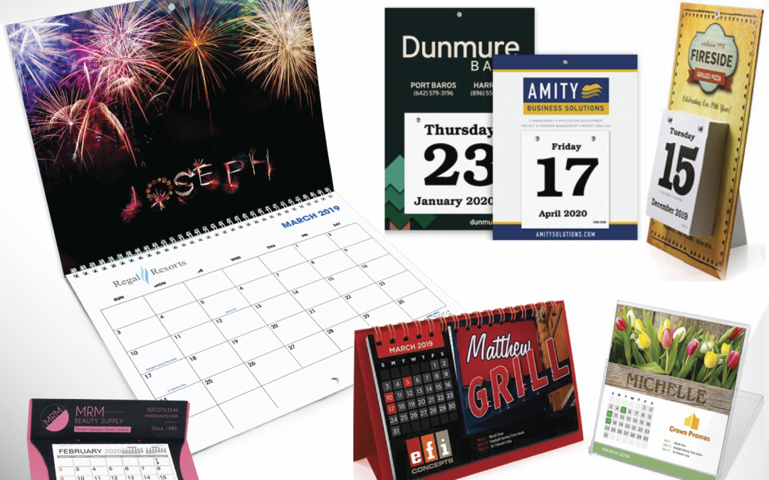 Custom Printed Calendars In Digital Times
