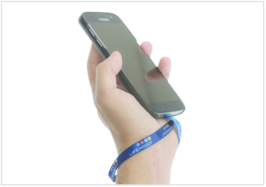 phone loop holder