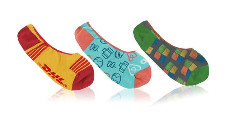 Custom branded Socks