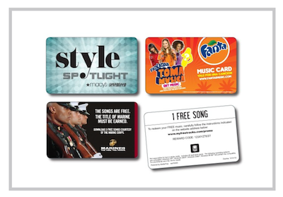 Free movies promotional gifts