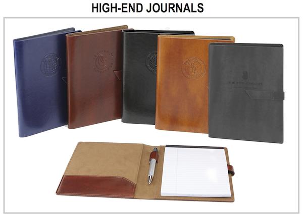 High End journals