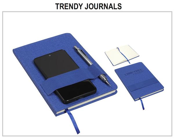 Trendy journals