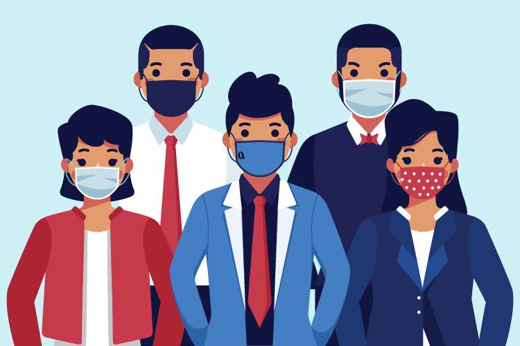 How to Choose The Right Kind of Masks For Your Staff