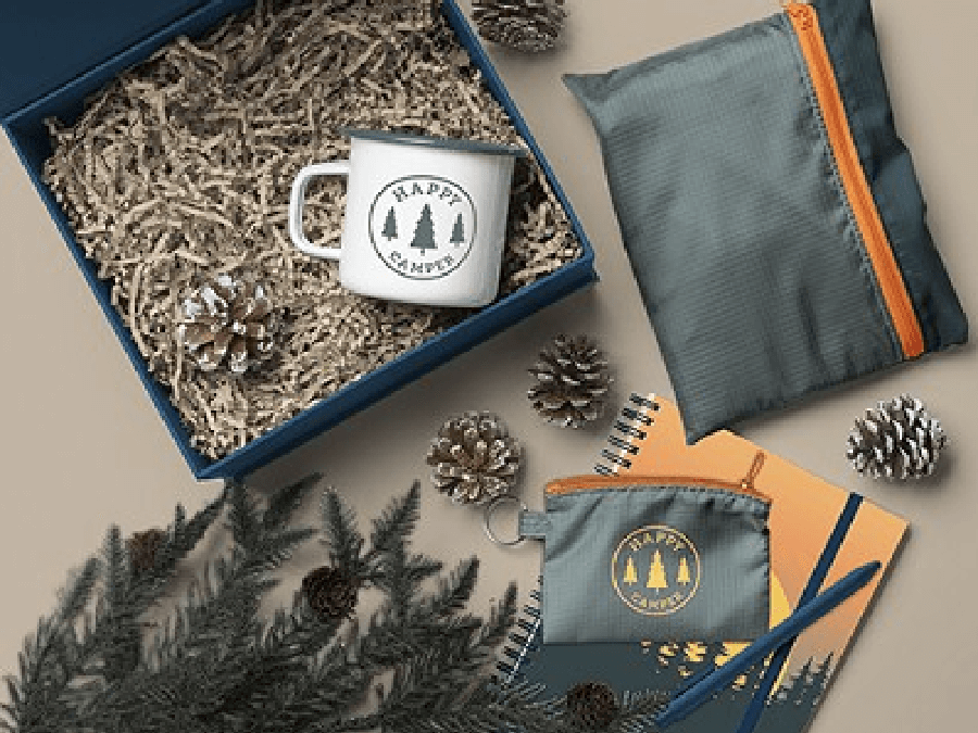 Five Cool Employee Swag Box Ideas For The Holidays